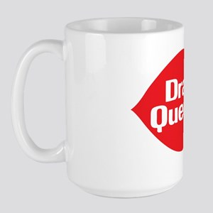 drama_queen_t_shirt Large Mug