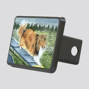 Agility Shetlie Rectangular Hitch Cover