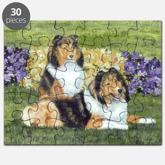 shetlie flower pair Puzzle