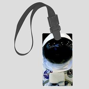 (9) Astronaut 1b Large Luggage Tag