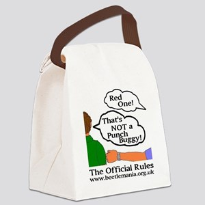 Do-n It Wrong Canvas Lunch Bag