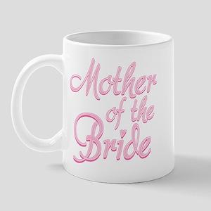 Amore Mother Bride Pink Mug