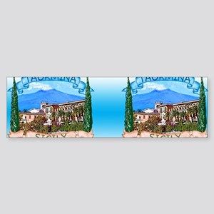 taormina_mug Sticker (Bumper)