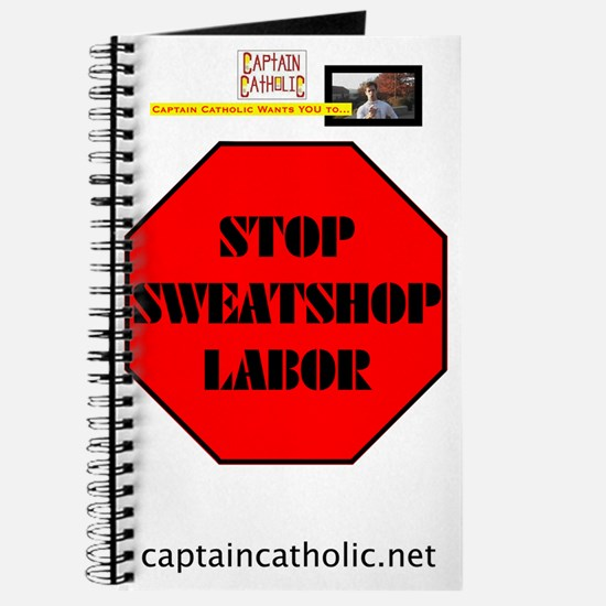 4-Captain Catholic Wants YOU - Stop Sweats Journal