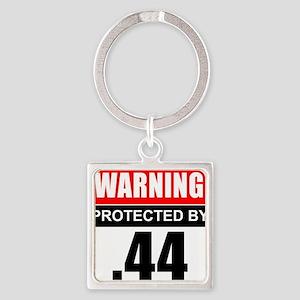 Warning .44 Keychains