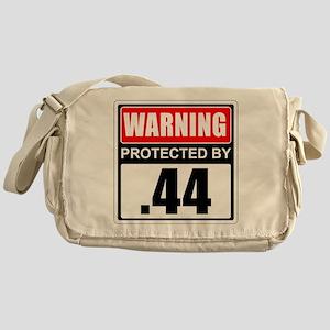 Warning .44 Messenger Bag