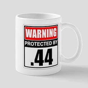 Warning .44 Mugs