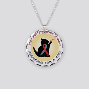 People-with-Progressivism-Aw Necklace Circle Charm
