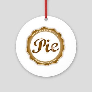 Cafe Press Logo Big Round Ornament