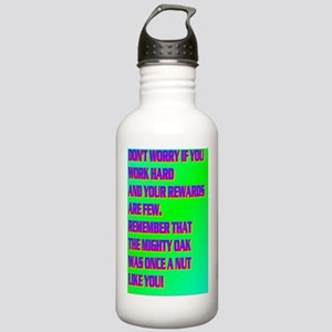 DON'T WORRY IF YOU WOR Stainless Water Bottle 1.0L