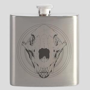 Sigil-WholeBearSkull Flask
