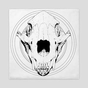 Sigil-WholeBearSkull Queen Duvet