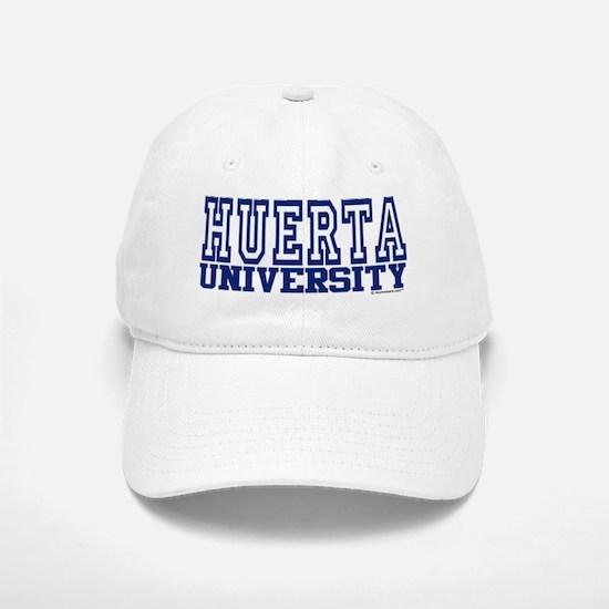 HUERTA University Baseball Baseball Cap