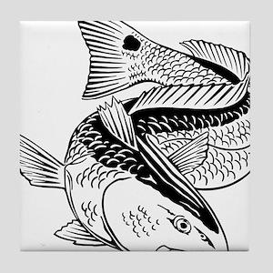 dragondrumtrans Tile Coaster