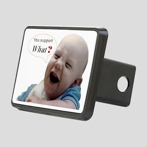 Abortion2 NOT AN OPT... Rectangular Hitch Cover