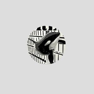 Free_Tilikum3_rgb Mini Button