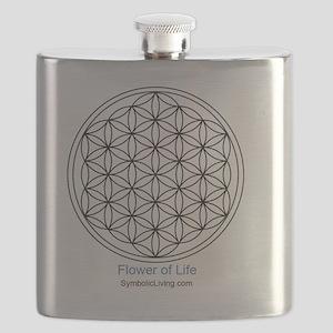 3-FlowerofLife Flask