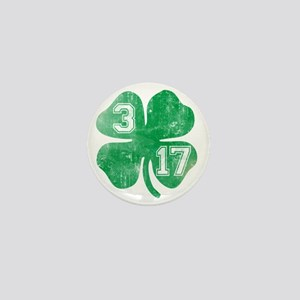 shamrock317 Mini Button