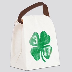 shamrock317 Canvas Lunch Bag