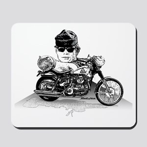 Then Came Bronson Mousepad