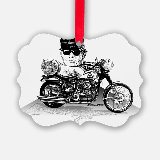 Then Came Bronson Ornament