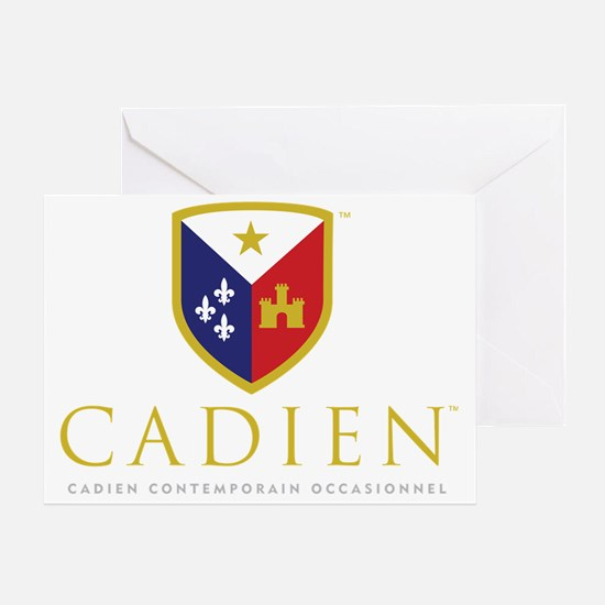 Cadien Logo Greeting Card
