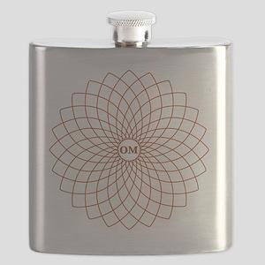 Flower2 Flask