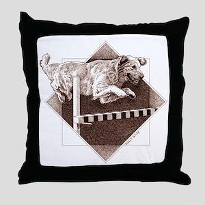 Bar_cafefinal Throw Pillow