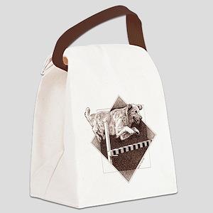 Bar_cafefinal Canvas Lunch Bag