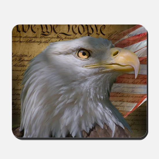 We_the_People_8inSq Mousepad