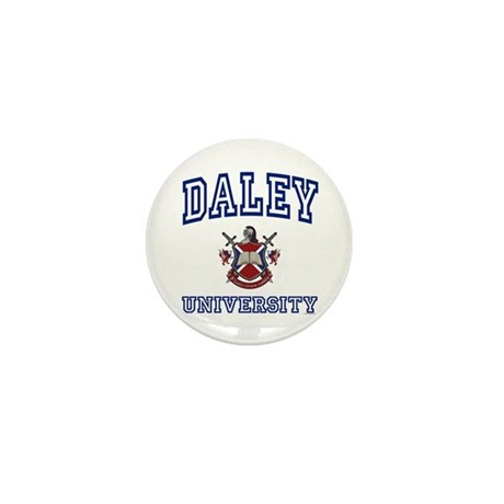 DALEY University Mini Button (10 pack)