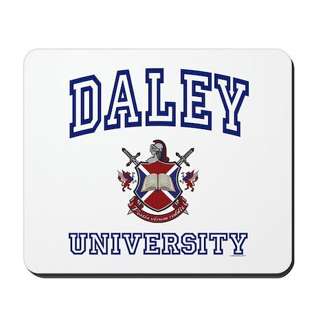 DALEY University Mousepad