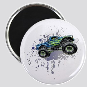 Monster_Truck_Light_cp Magnet