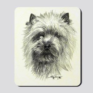 2-Cairn Chatter Mousepad