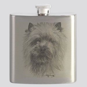2-Cairn Chatter Flask