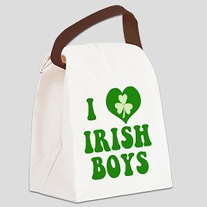 i-love-irish-boys Canvas Lunch Bag