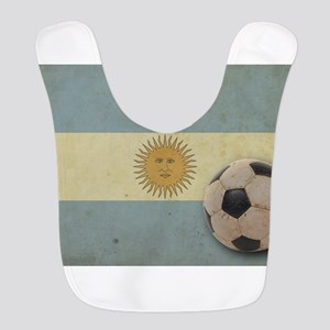 Vintage Argentina Flag Bib