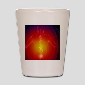 Kundalini Awakening Shot Glass