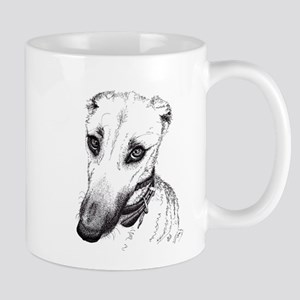 'Rufus' Lurcher with the beautiful eyes! Mugs