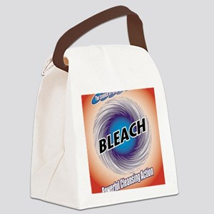 2-bleach1 Canvas Lunch Bag