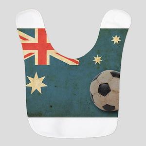 Vintage Australia Flag Bib