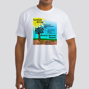 synthetic-biology Fitted T-Shirt