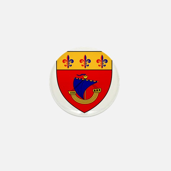 Vessel from the coat of arms Mini Button