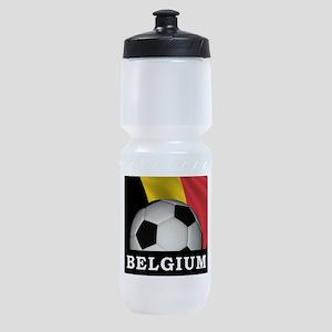 World Cup Belgium Sports Bottle