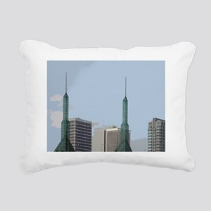 ._00_Symbolic Of Eastsid Rectangular Canvas Pillow