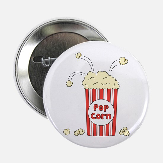 "Pop Corn 2.25"" Button"