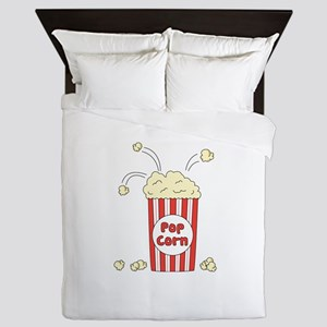 Pop Corn Queen Duvet
