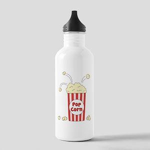 Pop Corn Water Bottle