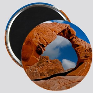 Valley of Fire State Park Mousepad Magnet
