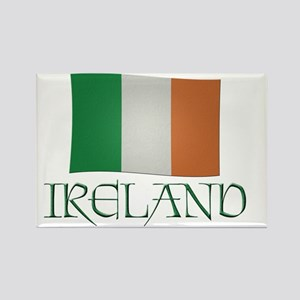 Irish-flag-Ireland Rectangle Magnet